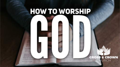 How to Worship God Image