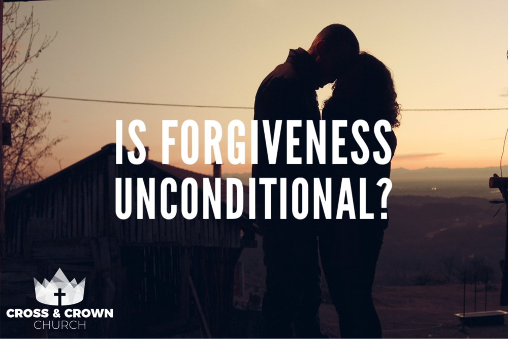 Forgiveness & Overlooking Offenses